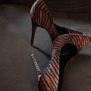 Shoes are my favorite especially if it is heels